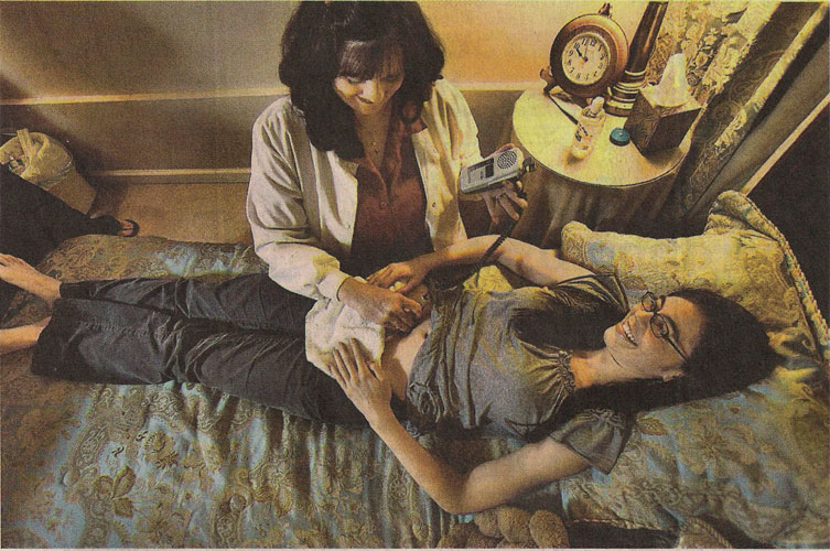 how to be a home visit midwife